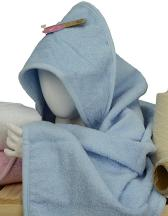 Babiezz® Baby Hooded Towel