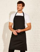 Bib Apron (No Pocket)