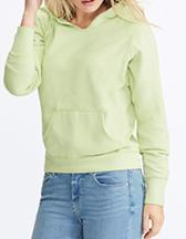 Ladies` Hooded Sweatshirt