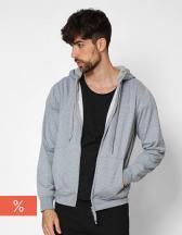 Men´s Hooded Sweat Jacket Tibet