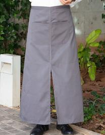 Bistro Apron with Split and Front Pocket