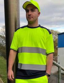 Hi-Vis Two Tone T-Shirt
